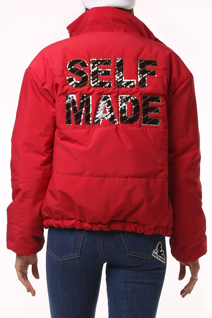 Bubble Jacket - Self made - Happiness Shop Online