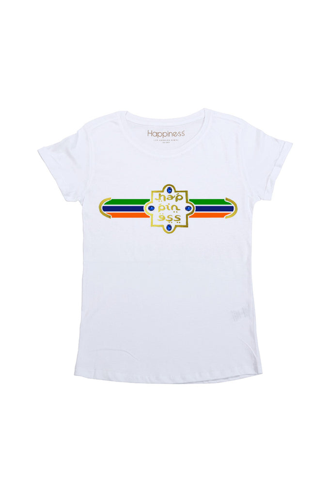 T-Shirt Girl - Happiness Maroc - Happiness Shop Online