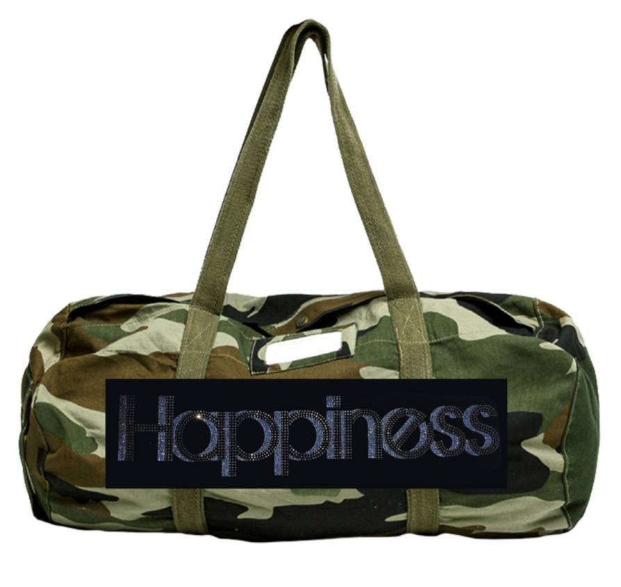 Army Bag - Happiness Strass - Happiness Shop Online