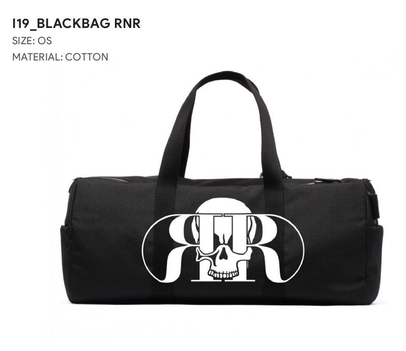 Black Bag - Rnr Skull - Happiness Shop Online