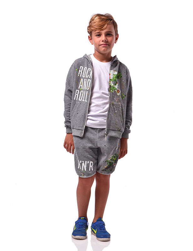 Pantaloncino Bambino Rnr We Belong Here - Happiness Shop Online