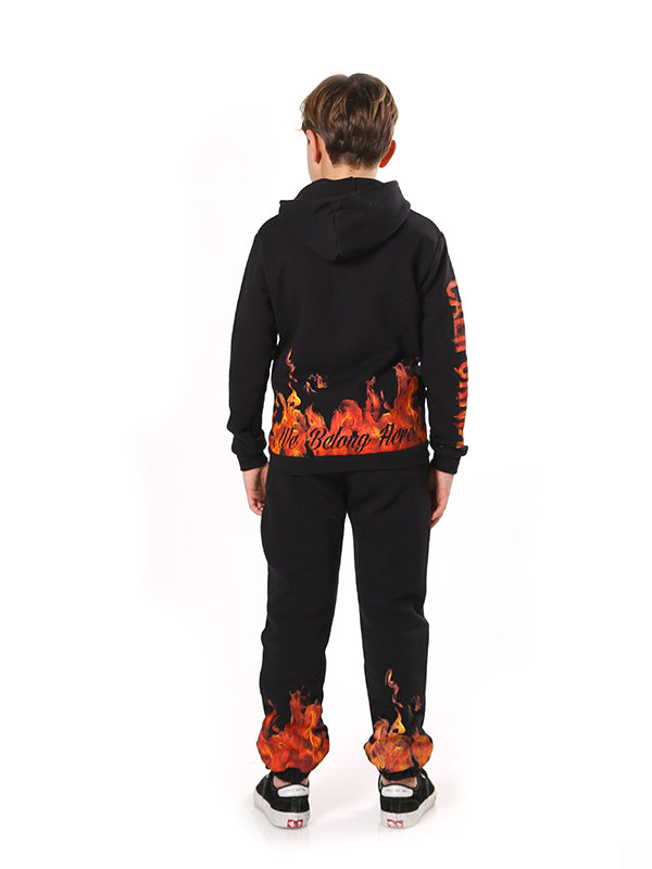 Pantalone Bambino - Rock 'N' Roll Fuoco - Happiness Shop Online