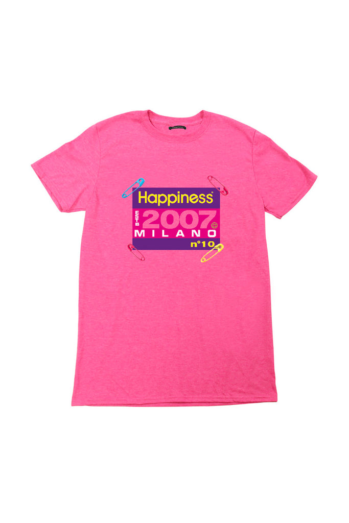 T-Shirt Girl - Happiness Pins Glitter - Happiness Shop Online