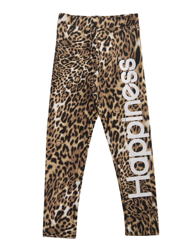 Leggings Bambina - Classic Leo - Happiness Shop Online