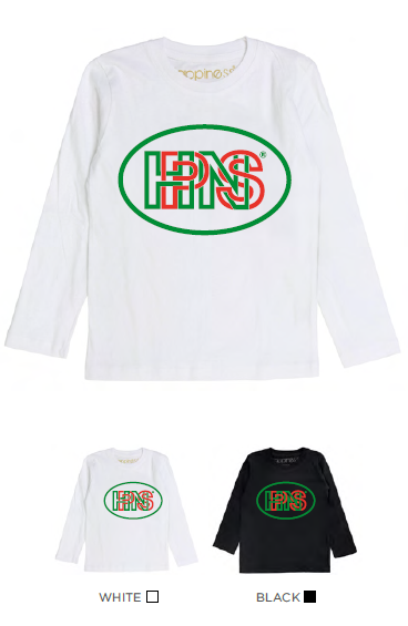 T-Shirt Long Sleeves Bimbo - HPNS - Happiness Shop Online
