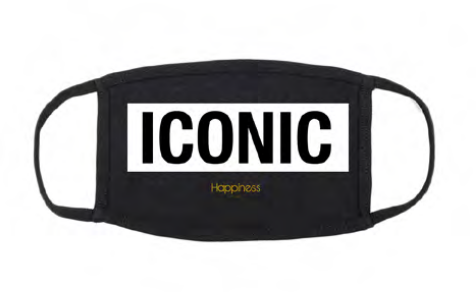 Mascherina - Iconic - Happiness Shop Online