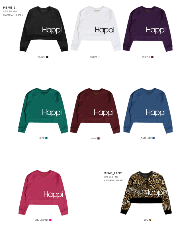 Meme Donna - Happiness Logo - Happiness Shop Online