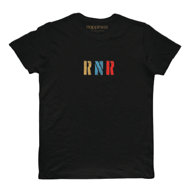 T-shirt Uomo - Rnr Religion - Happiness Shop Online