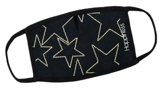 Mascherina - Happiness Stars - Happiness Shop Online