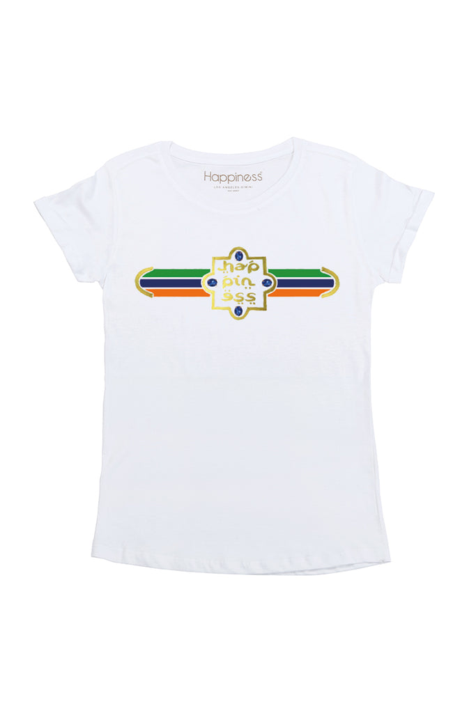 T-Shirt Donna - Happiness Maroc - Happiness Shop Online