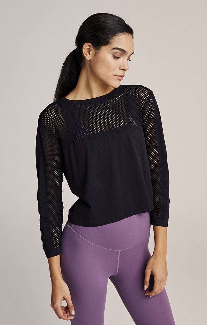 Halldale Seamless Long Sleeve