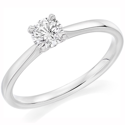 Solitaire Engagement Ring 1.00ct - Home Try-On (€8,650)