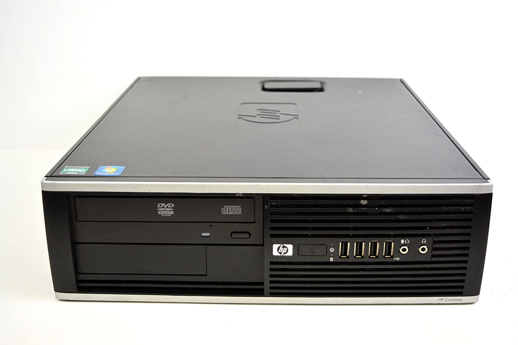 HP Compaq 6005 Pro Small Form Factor, AMD Athlon II, 4GB Ram, 500GB HDD, Win 7 Home Premium