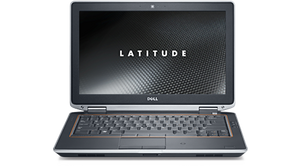 Dell Latitude E6320, Intel Core i5-2540M CPU @2.60GHz, 320GB HDD, 8GB Ram, Win 10 Laptop