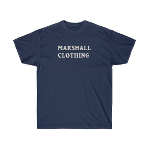 Marshall Clothing Vintage Logo