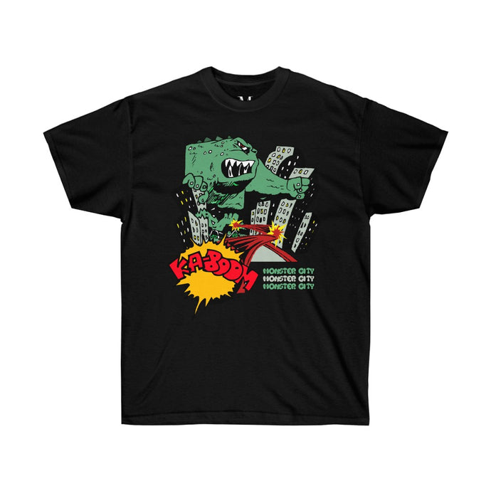 Monster City Graphic Tee