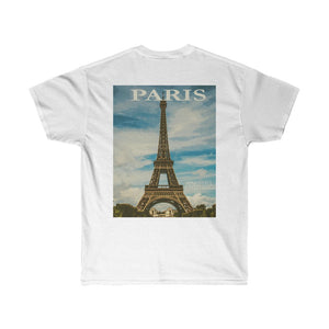 Paris Vintage Views Graphic Tee