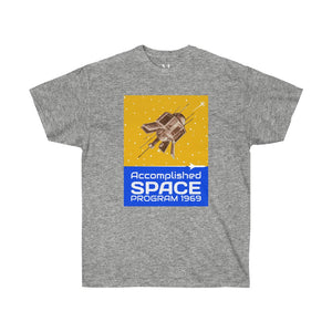 Space Accomplished 1969 Graphic Tee