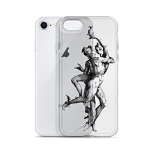 Load image into Gallery viewer, Greek Figure of Dance iPhone Case