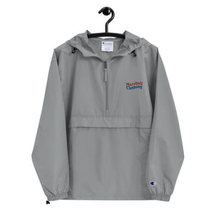 Marshall Clothing Embroidered Champion Packable Jacket