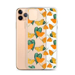 Summer Butterflies iPhone Case