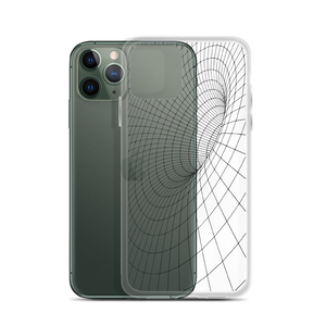 Illusion Tunnel iPhone Case