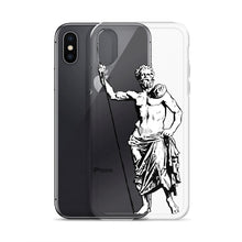 Load image into Gallery viewer, Speared Greek Mythology iPhone Case