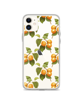 The Apricot Harvest iPhone Case