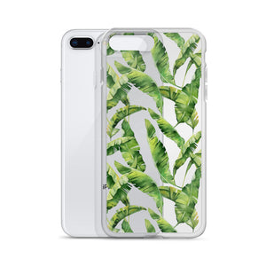 Tropical Foliage iPhone Case
