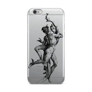 Greek Figure of Dance iPhone Case
