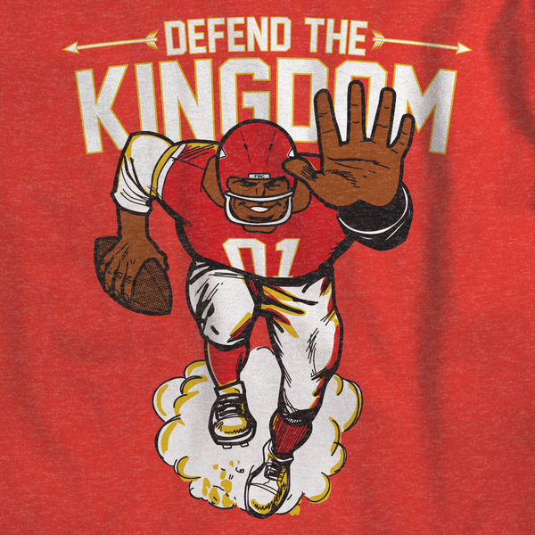 DEFEND THE KINGDOM