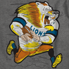 DETROIT Vintage inspired Detroit Lions football shirt