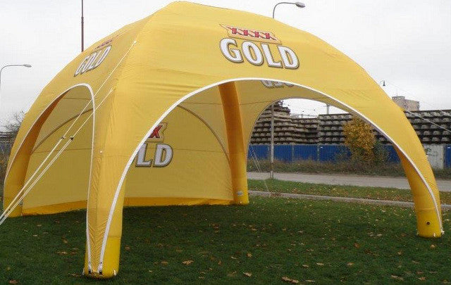 AXION Square Sealed Inflatable Tent & AXION Square Sealed Inflatable Tent - AU Stretch tents