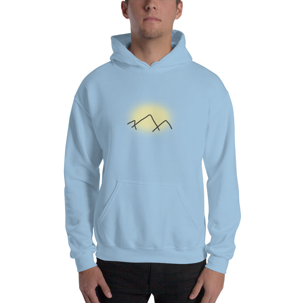 Light at the Peak Hoodie