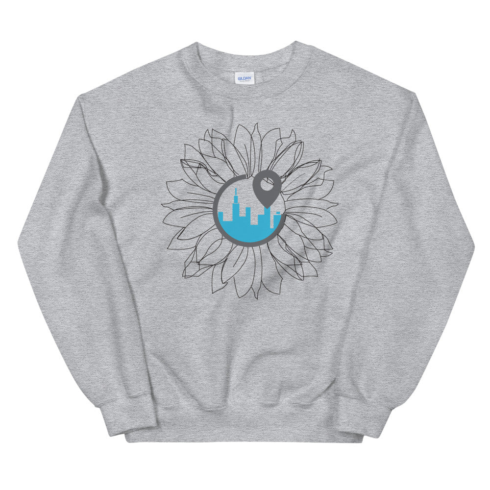 Sunflower Crewneck Sweater