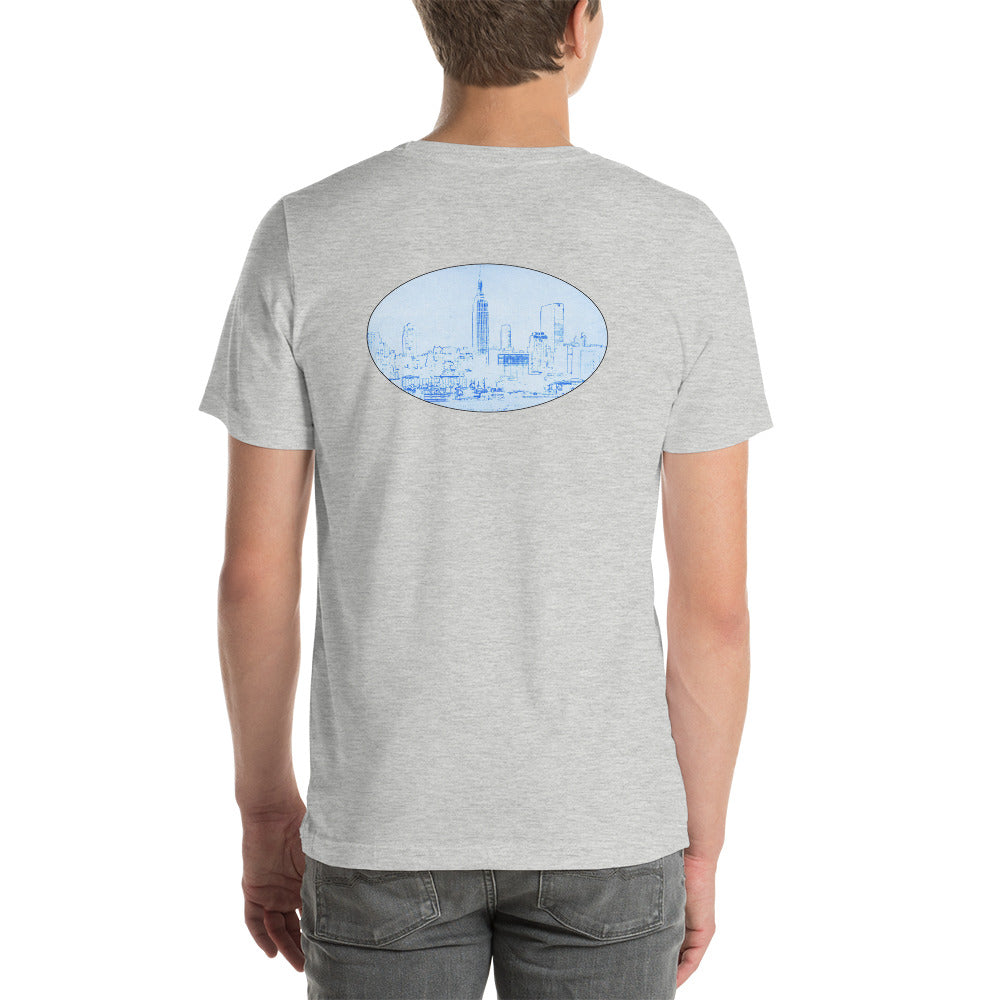 New York Blueprint Tee