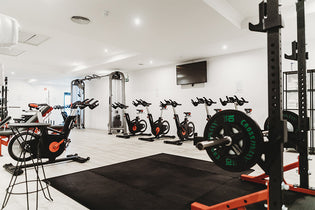 Commercial Gym Equipment - Manic Fitness