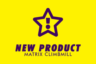 New Product - Matrix Climbmill - Manic Fitness