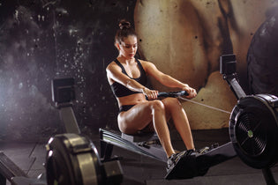 7 Benefits of using a Rowing Machine