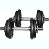 Bodyworx 20kg Dumbbell Kit - Manic Fitness