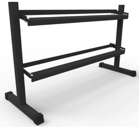 2 tier dumbbell rack - Manic Fitness