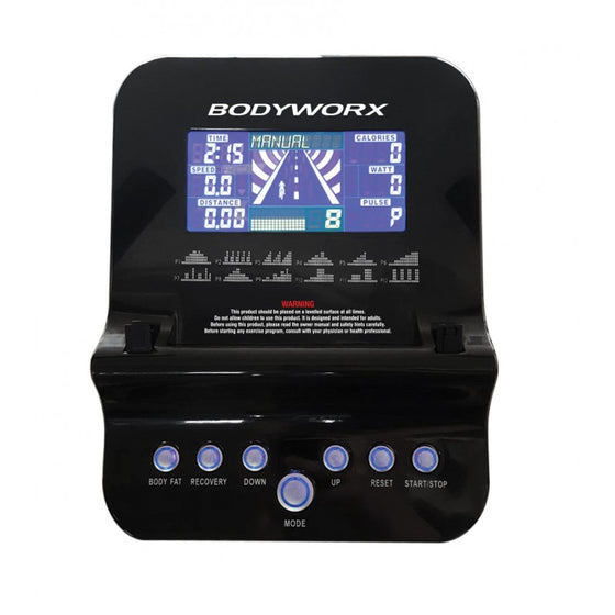 BodyworX ABX350AT Magnetic Programmable Bike - Manic Fitness