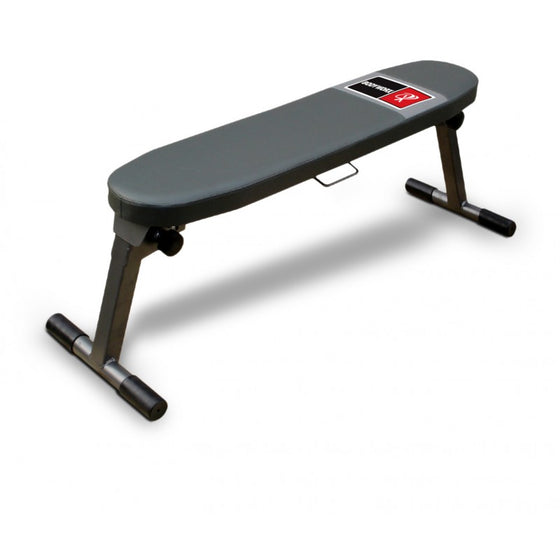 Bodyworx C412FB Foldable Flat Bench - Manic Fitness