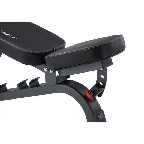 Bodycraft CF601G FID Bench with Handle & Wheels - Manic Fitness