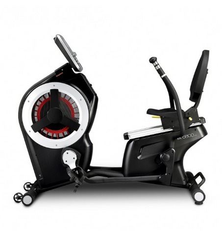 Impetus Dual Action Recumbent Bike - Manic Fitness