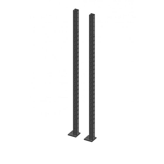 Bodyworx LCF101-230 Moldular Rack Uprights 230cm High Pair - Manic Fitness