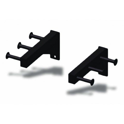 Bodyworx LCF110 Rubber Band Hooks (1 Pair) - Manic Fitness