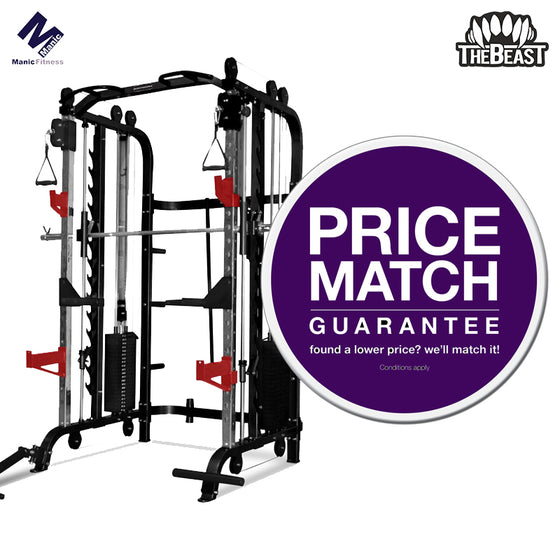 Price Match - Bodyworx LXT300 Express Multi-functional Trainer - Manic Fitness