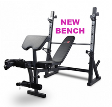 Bodyworx Olympic Weight Bench - Manic Fitness