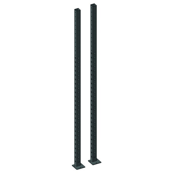 Bodyworx LCF101-275 Moldular Rack Uprights 275cm High Pair - Manic Fitness